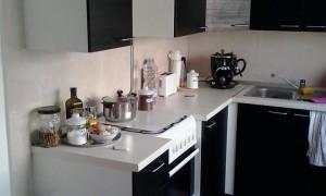 Kitchen black 1