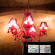 16 Red Chandelier s